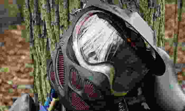 Jungle Island Paintball Park - Temescal Valley: Paintball Outing for One, Two, or Four or One Visit to Jungle Island Paintball Park (Up to 66% Off)