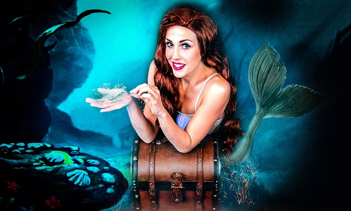 """Disney's The Little Mermaid"" from Pittsburgh Musical Theater on January 22–25 or January 30–February 1 (Up to 60% Off)"