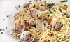Castagnola's - Fishermans Wharf: Fisherman's Wharf Seafood and Steak-House Meal for Two or Four at Castagnola's (Up to 57% Off)