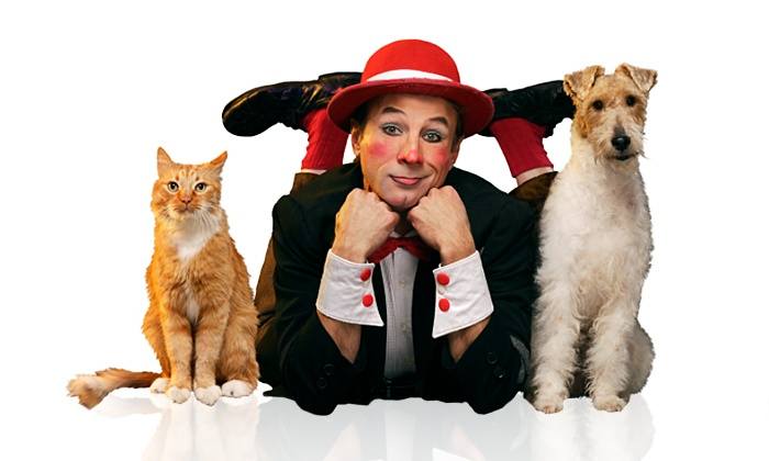 Popovich Comedy Pet Theater - Eichelberger Performing Arts Center: Popovich Comedy Pet Theater at Eichelberger Performing Arts Center on March 19 at 7 p.m. (Up to 40% Off)