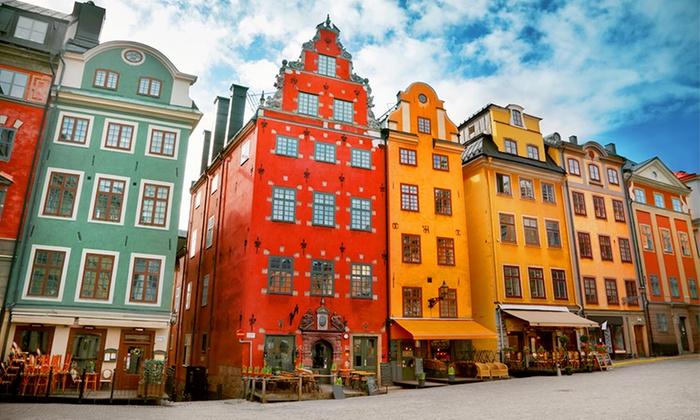 Gomundo - Ibis Styles Stockholm Järva: ✈Estocolmo: 4 días y 3 noches con desayuno y vuelo de I/V desde Barcelona en el hotel Ibis Styles Stockholm Järva