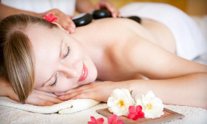ayurVida Natural Wellness - Pleasant Green Hill: 60- or 90-Minute Hot-Stone Massage at ayurVida Natural Wellness (Up to 53% Off)