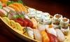 Ristorante Giapponese Asahi - Ferrara: Menu giapponese con barca di sushi da 50 pezzi, dolce e vino per 2 persone al ristorante Asahi (sconto fino a 62%)