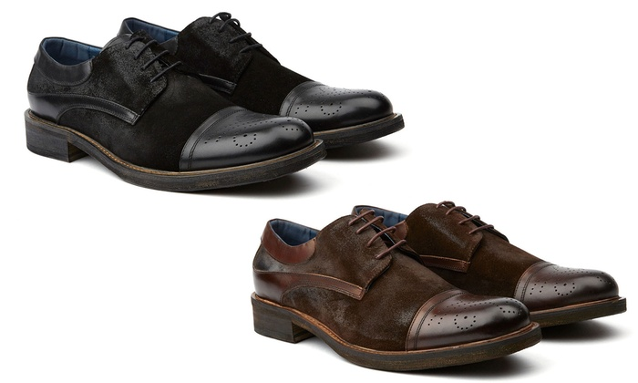 Vintage Foundry The Wing Cap Toe Shoe