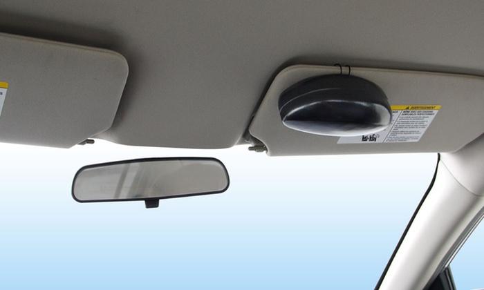 Best Sunglass Holder For Car