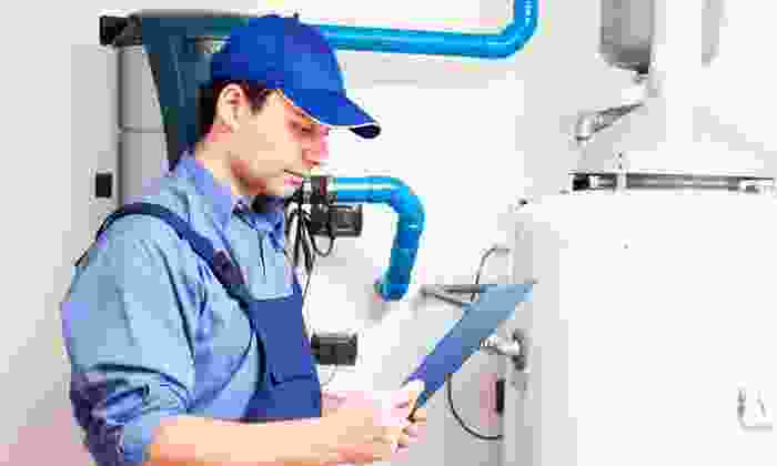 Aquaguard Waterproofing - Beltsville: $189 for a Complete 10-Point Sump-Pump Inspection and Tune-Up from Aquaguard Waterproofing ($400 Value)