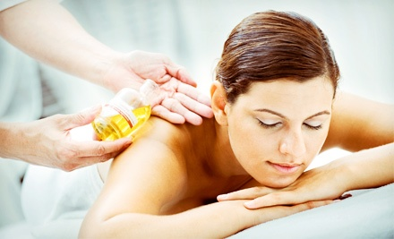 One 60- or 90-Minute Swedish Massage at Blush Salon & Spa (Up to 52% Off)