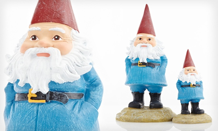 Travelocity Roaming Gnome: 8'' or 13'' Travelocity Roaming Gnome (Up to 59% Off). Free Returns.