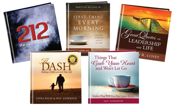 Simple Truths: One, Three, or Five Inspirational Books from Simple Truths (Up to 56% Off)