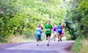 Lexus LaceUp Running Series Presented by Equinox - Fairmount Park: LaceUp Running Series 5K Entry for One or Two with Brunch on Saturday, December 13 (Up to 51% Off)