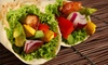 Harvest Table - Newark Central Business District: Café Meal with Sandwiches or Salads, Soups, and Drinks for Two or Four at Harvest Table (Up to 51% Off)