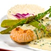 Up to 64% Off Hookah or New American Dinner at Downhouse