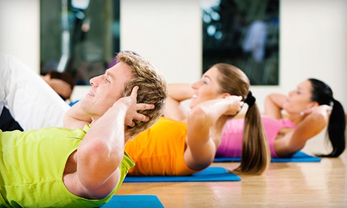 Lexington Athletic Club - Fayette Mall: $19 for One-Month Gym Membership with Unlimited Group Classes at Lexington Athletic Club ($49.99 Value)
