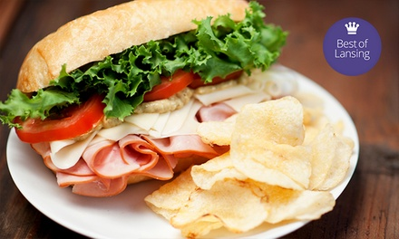 Deli Food at McAlister's Deli (Up to 50% Off)