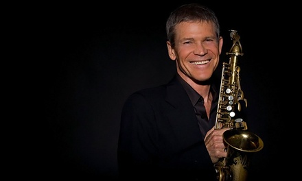 David Sanborn at Akron Civic Theatre on Saturday, August 23 (Up to 51% Off)