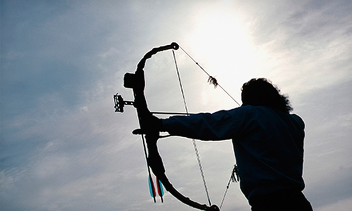 Archery On Fire - Southeast Montgomery: $50 for $100 Worth of Archery at Archery On Fire Ranges