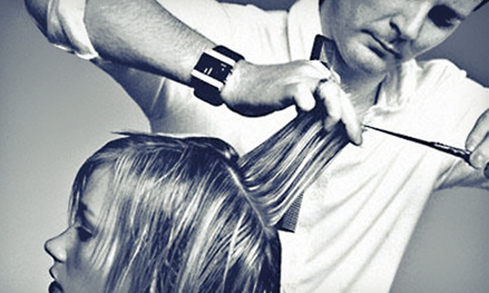 Grace Hair Salon  - Portland: Three Men's or Women's Haircuts or $50 for $100 Worth of Salon Services at Grace Hair Salon