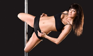 2, 5, Or 10 Pole-dance Classes At Romance And Dance Pole Aerobics (up To 84% Off)