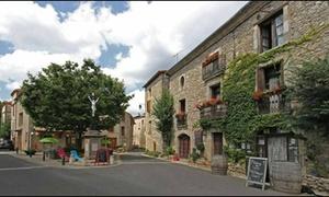 Proche Montpellier : 1 ou 2 nuits avec pdj, cocktail et dîner La Vacquerie-et-Saint-Martin-de-Castries