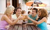 Monterey Bay Bacon, Blues & Brews Festival - Casanova Oak Knoll: General-Admission or VIP Visits to Monterey Bay Bacon, Blues & Brews Festival (Up to 56% Off). Four Options Available.