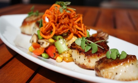 Contemporary California Cuisine for Two or Four at Embarcadero (Up to 35% Off)
