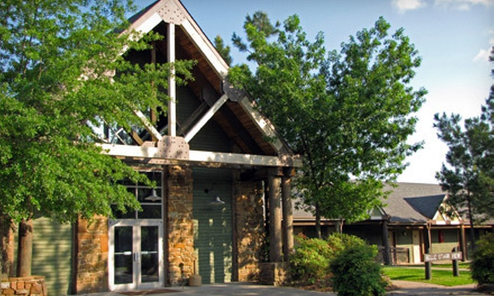 Robbers Cave State Park - Wilburton: Stay in a Lodge Room at Robbers Cave State Park (Up to Half Off)