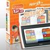 Meep! x2 Kids' Tablet Bundle with Wired Headphones