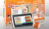 Meep! x2 Kids' Tablet Bundle with Wired Headphones: Meep! x2 Kids' Tablet Bundle with Wired Headphones.