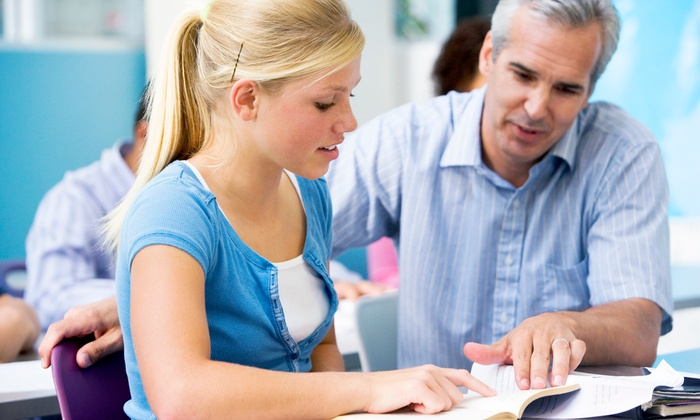 Above Grade Level - Saratoga: $75 for $150 of In Home Tutoring Services Groupon — Above Grade Level - Saratoga