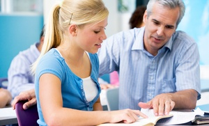 Above Grade Level: $75 for $150 of In Home Tutoring Services Groupon — Above Grade Level - Saratoga