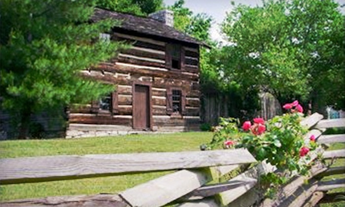 James White's Fort - Knoxville: Individual or Family Membership to James White's Fort (Up to 60% Off)