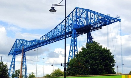 Tees Transporter Bridge Classic Abseil or Xtreme Abseil with Climbing-ROCKS