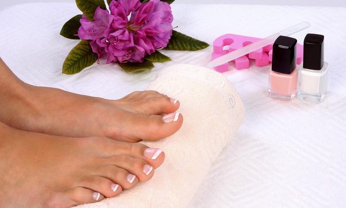 Body Essentials Salon - Higganum: $36 for $65 Toward Hot-Stone Pedicure at Body Essentials
