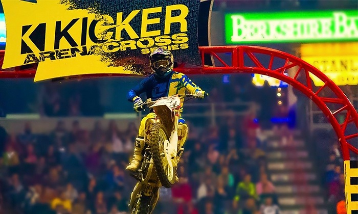 Kicker Arenacross Series - Santa Ana Star Center: Kicker Arenacross Live Motorcross Event at Santa Ana Star Center (53% Off). Two Dates Available.