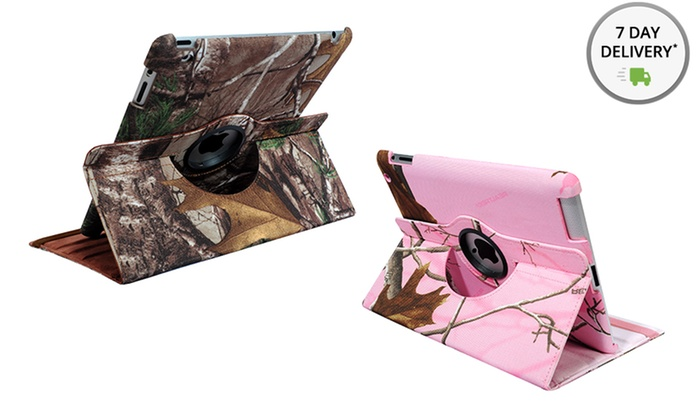 Realtree Case for iPad 2, 3, or 4: Realtree Case for iPad 2, 3, or 4 in Green or Pink. Free Returns.