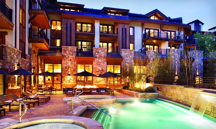 The Sebastian - Vail - Vail, Colorado: One-Night Stay with Bike Rental at The Sebastian – Vail in Colorado