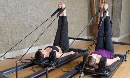 Five or 10 Group Reformer Classes with One Private Reformer Session at Konnect Pilates (Up to 62% Off)