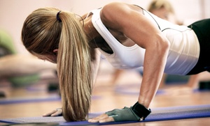 EMPOWERED Boot camps & Fitness: Bootcamp Classes at EMPOWERED Bootcamps & Fitness (Up to 84% Off). Two Options Available.