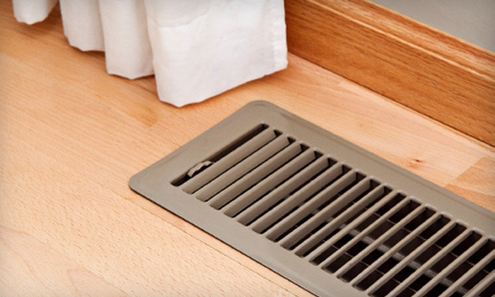Green Solutions Cleaning - Salt Lake City: $125 for a Home Air-Duct Cleaning of Up to 2,400 Square Feet from Green Solutions Cleaning ($415 Value)
