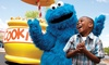 Sesame Place - Sesame Place: Fall Admission to Sesame Place, September 6, 2014–October 26, 2014 (Up to 53% Off)