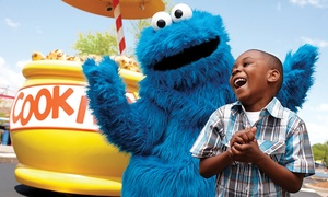 Fall Admission To Sesame Place, September 6, 2014��october 26, 2014 (up To 53% Off)