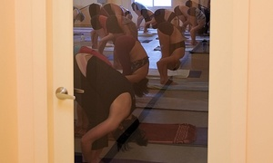 Westshore Hot Yoga: One Month of Yoga Classes at Westshore Hot Yoga (73% Off)