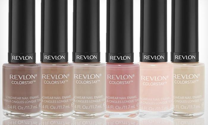 Revlon ColorStay Nail Polish | Groupon