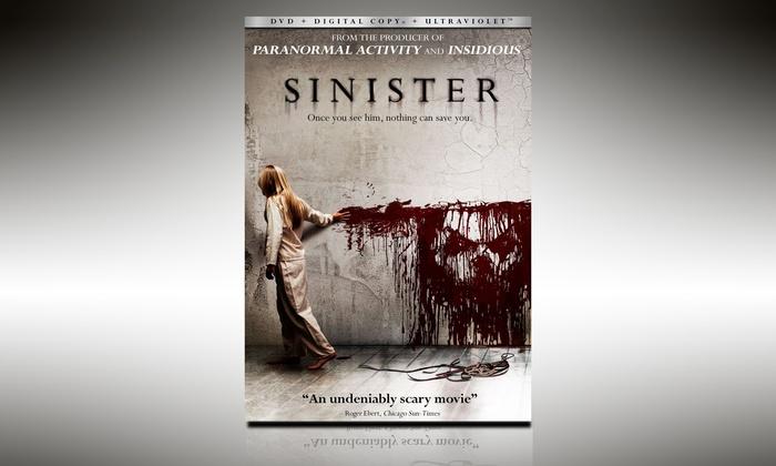 Sinister DVD and Digital Download: Sinister DVD and Digital Download. Free Returns.