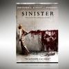 Sinister DVD and Digital Download