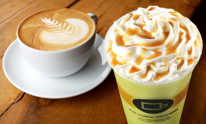 Coffee Beanery - Jersey City: $10 for $20 Worth of Coffee and Pastries at Coffee Beanery in Jersey City