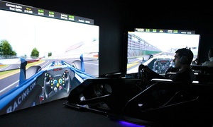 The Race Centre: Virtual Reality Racing Simulation for Two or Four at The Race Centre