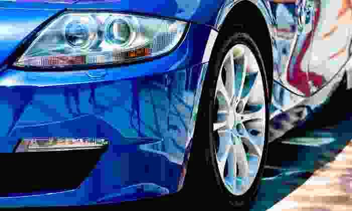 Cobblestone Auto Spa - Multiple Locations: Three Supreme Full-Service Car Washes at Cobblestone Auto Spa (54% Off)