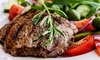 Stone Manor 101 - The Stone Manor 101: Steakhouse Dinner for Two or Four at Stone Manor 101 (Up to 51% Off)