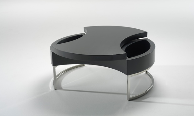 Table basse pivotante 100 cm groupon shopping - Table basse pivotante ...